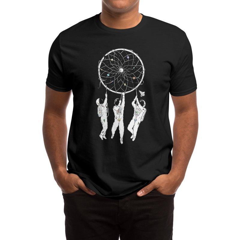 The Dreams We Have Men's T-Shirt by normanduenas's Artist Shop