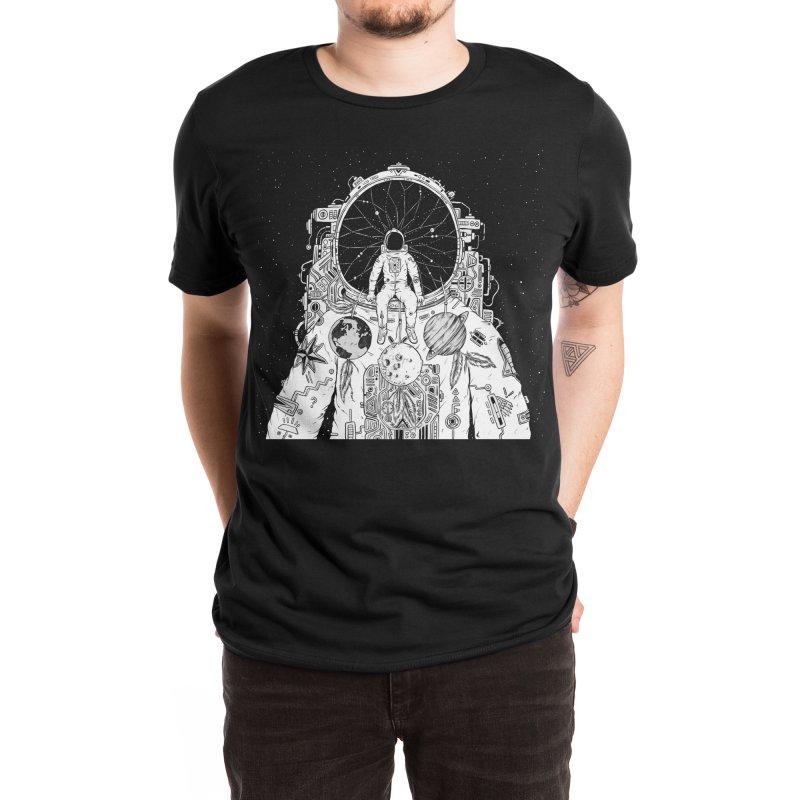 The Dreamer Men's T-Shirt by normanduenas's Artist Shop