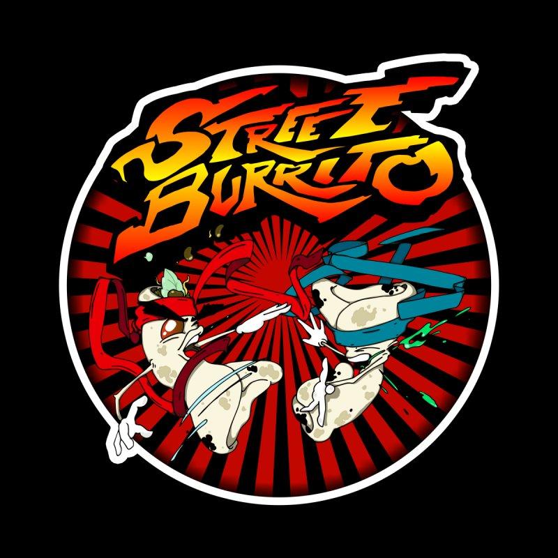 Street Burritos by Norman Wilkerson Designs
