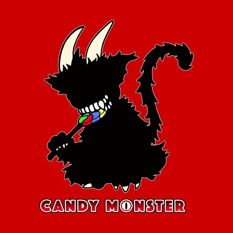 Candy Monster by Norman Wilkerson Designs