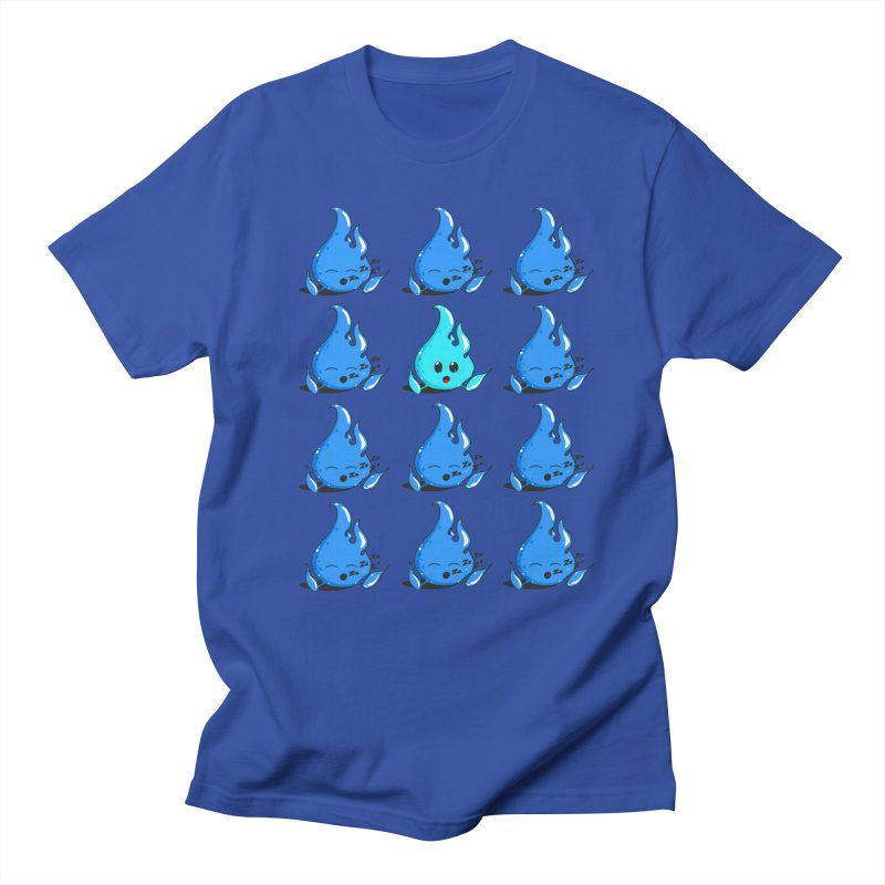 Awake The Soul Men's Regular T-Shirt by Norman Wilkerson Designs