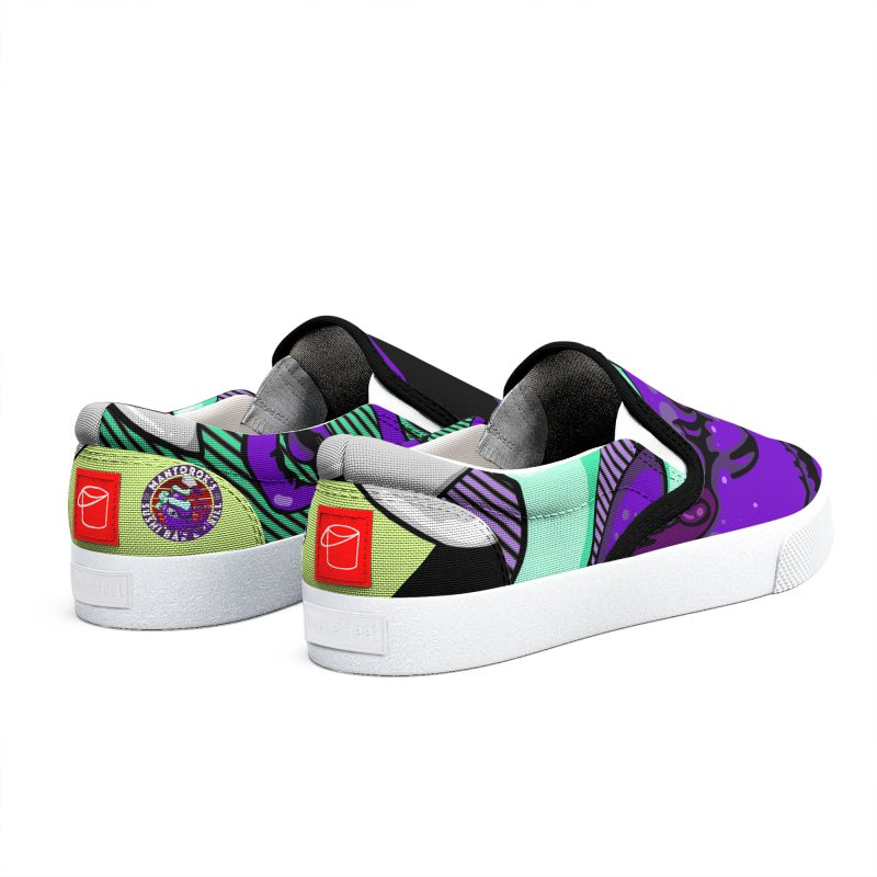 Eternal Sushi King Men's Shoes by Norman Wilkerson Designs