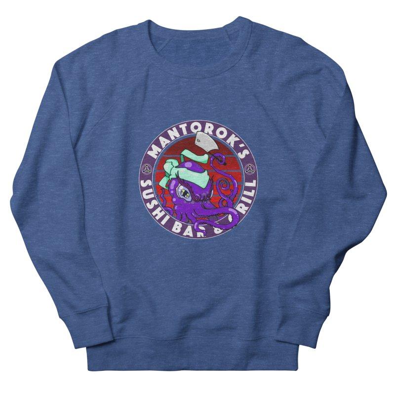 Eternal Sushi King Men's Sweatshirt by Norman Wilkerson Designs
