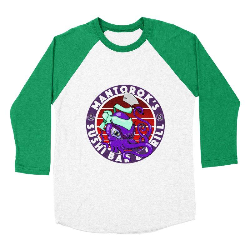Eternal Sushi King Men's Longsleeve T-Shirt by Norman Wilkerson Designs