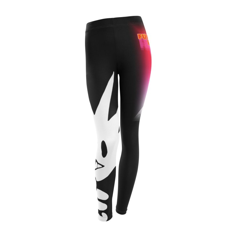 I am Epic Women's Leggings Bottoms by Norman Wilkerson Designs