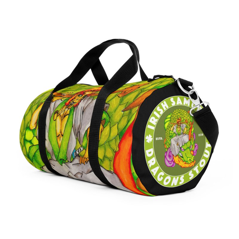 Irish Samurai Accessories Bag by Norman Wilkerson Designs