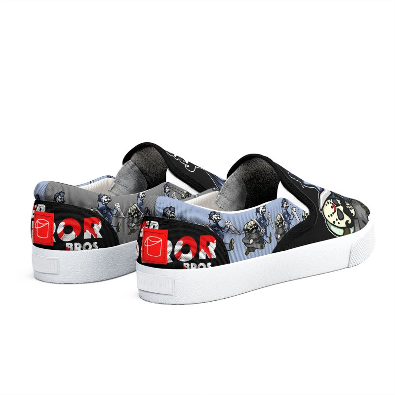 Super Horror Bros Men's Shoes by Norman Wilkerson Designs