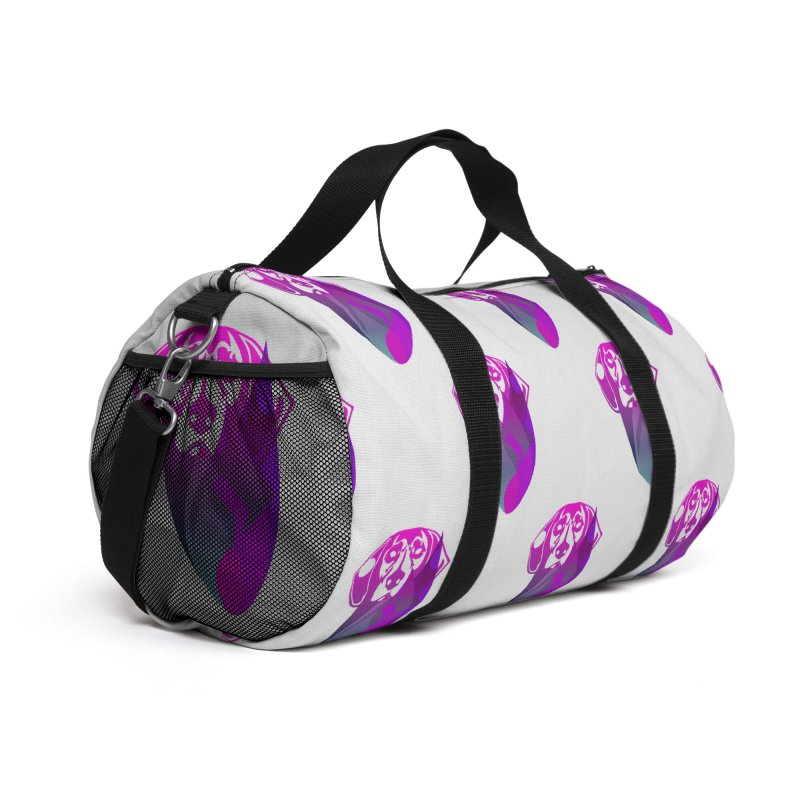 Dog Fire Accessories Bag by Norman Wilkerson Designs