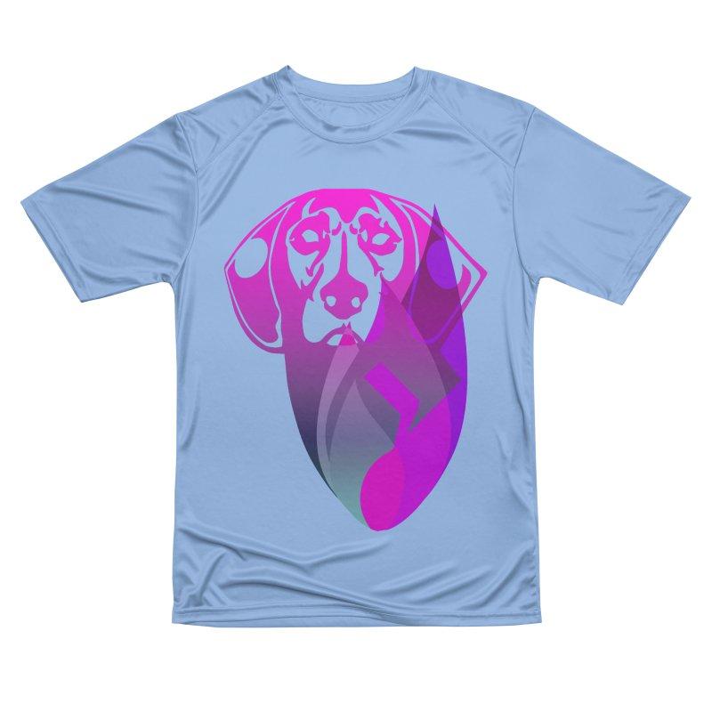 Dog Fire Women's T-Shirt by Norman Wilkerson Designs