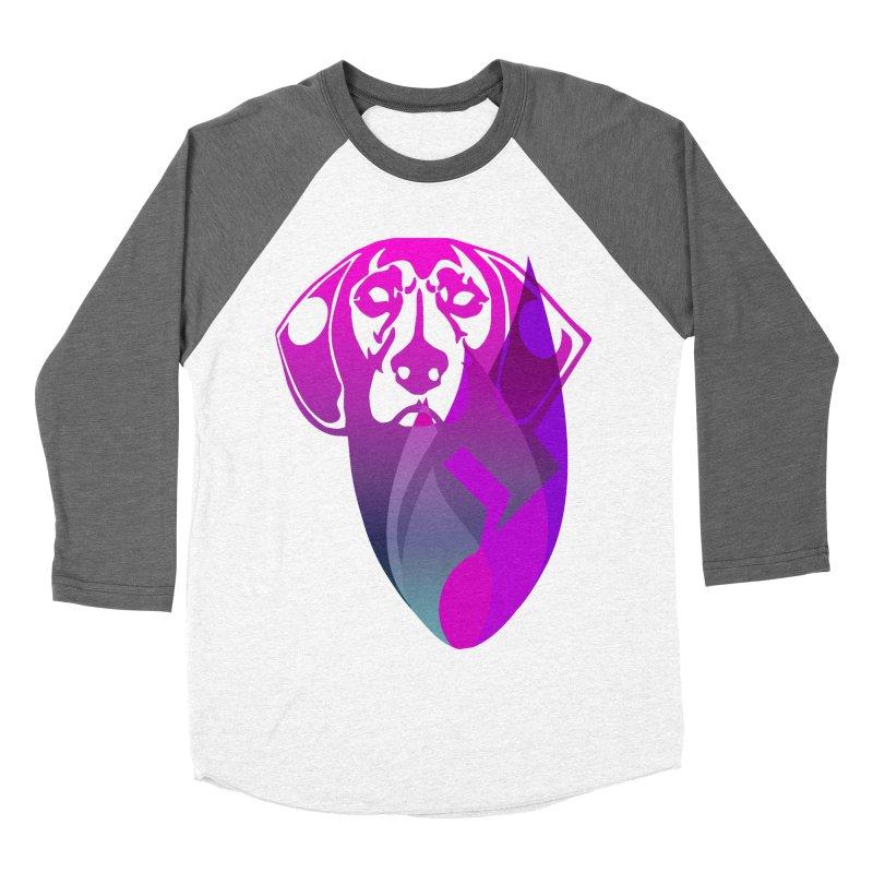 Dog Fire Women's Longsleeve T-Shirt by Norman Wilkerson Designs