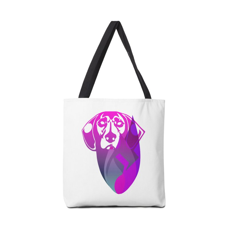 Dog Fire Accessories Tote Bag Bag by Norman Wilkerson Designs