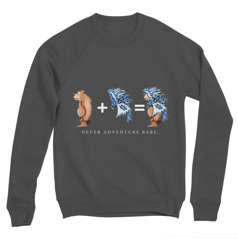 Blue Bear Women's Sponge Fleece Sweatshirt by Norman Wilkerson Designs
