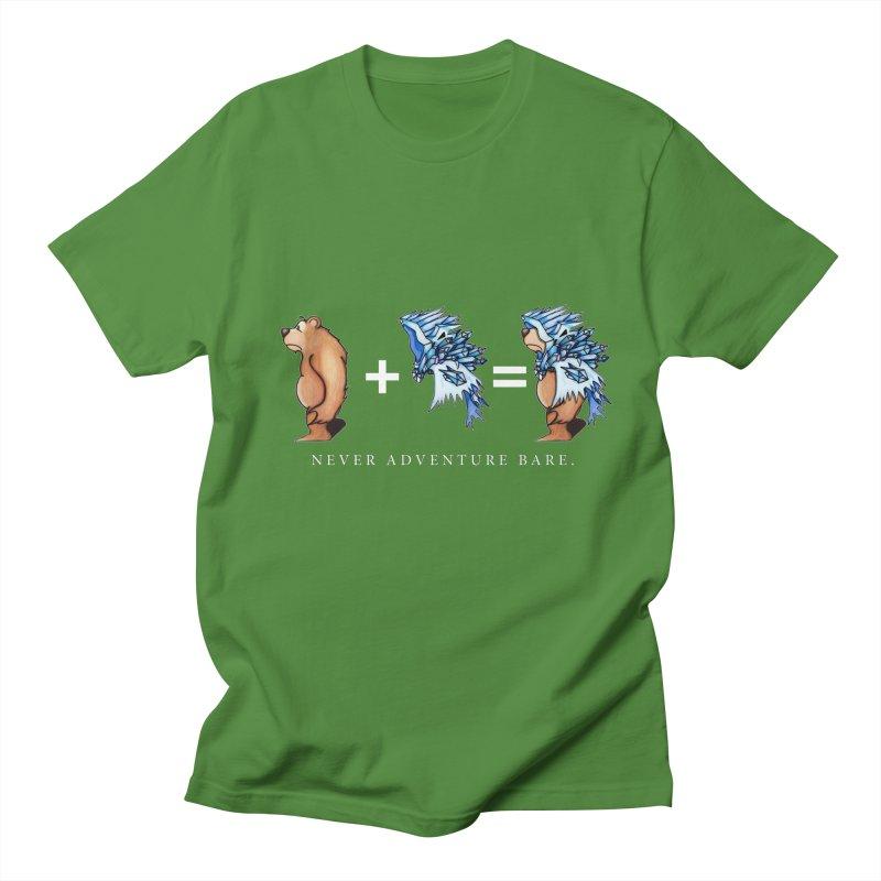 Blue Bear Women's Regular Unisex T-Shirt by Norman Wilkerson Designs