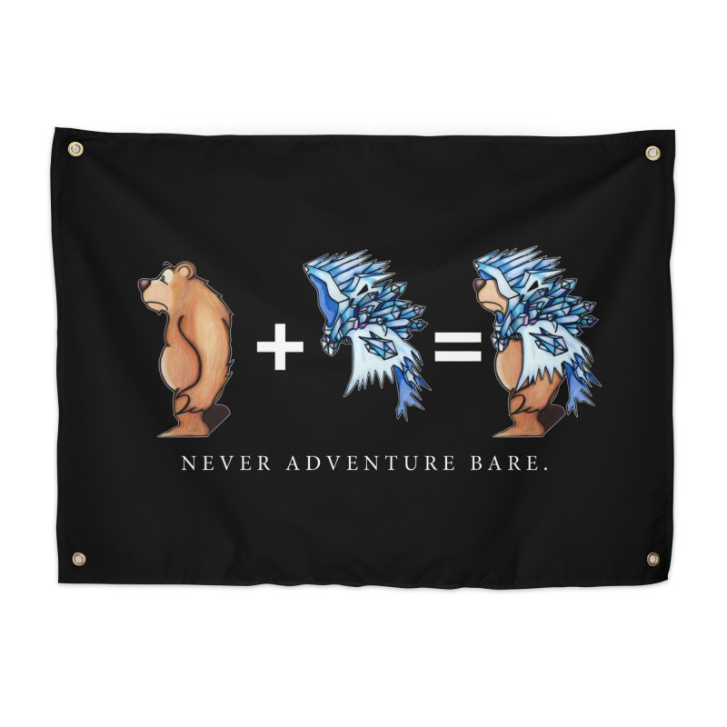 Blue Bear Home Tapestry by Norman Wilkerson Designs