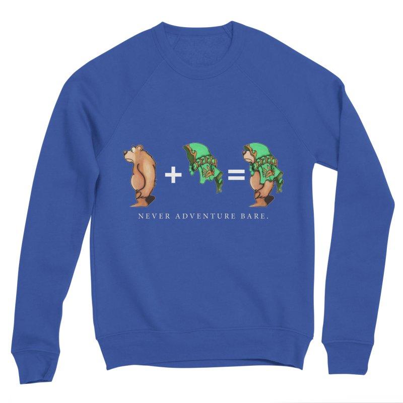 Green Bear Women's Sweatshirt by Norman Wilkerson Designs