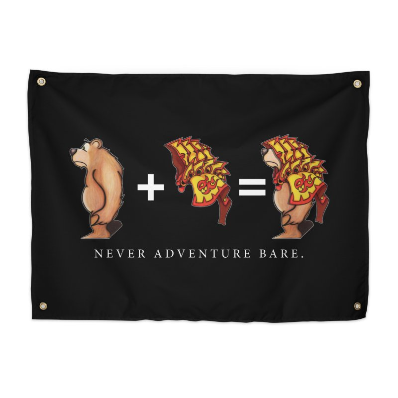 Red Bear Home Tapestry by Norman Wilkerson Designs