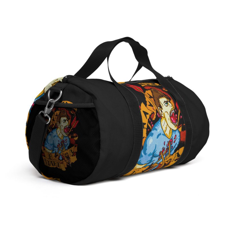 The Code Accessories Bag by Norman Wilkerson Designs