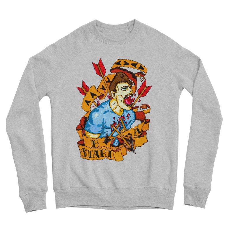 The Code Women's Sponge Fleece Sweatshirt by Norman Wilkerson Designs