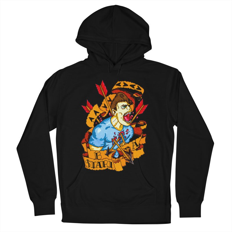 The Code Women's French Terry Pullover Hoody by Norman Wilkerson Designs