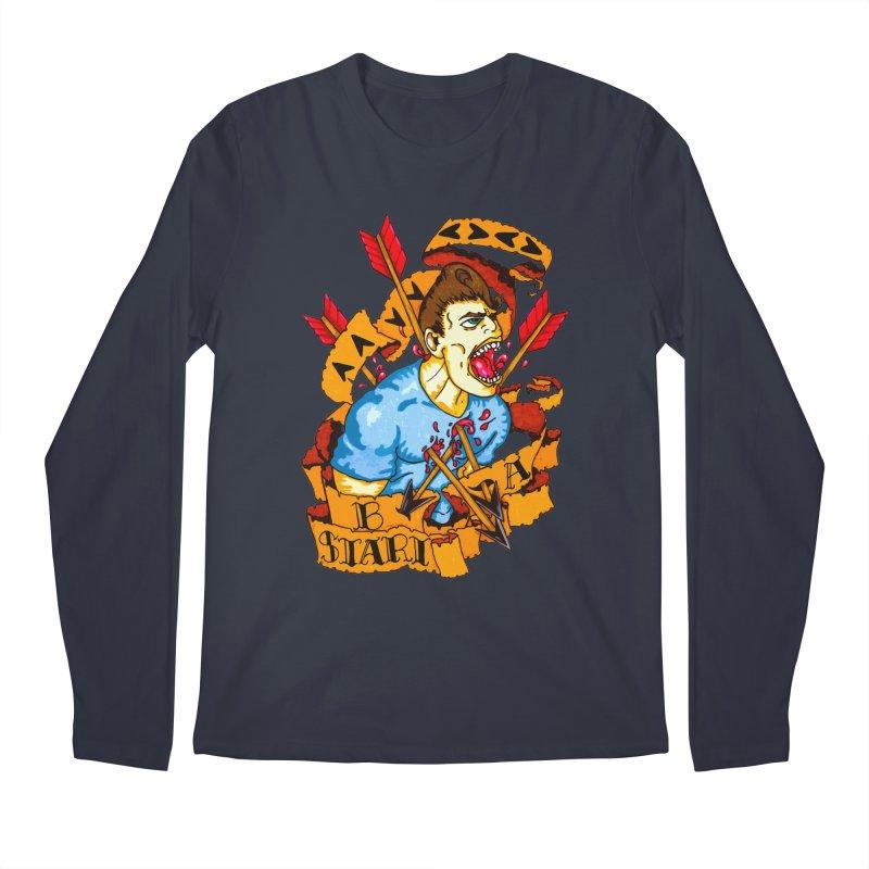 The Code Men's Regular Longsleeve T-Shirt by Norman Wilkerson Designs