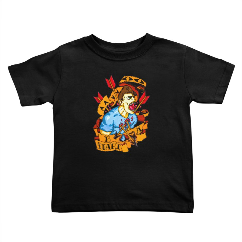 The Code Kids Toddler T-Shirt by Norman Wilkerson Designs