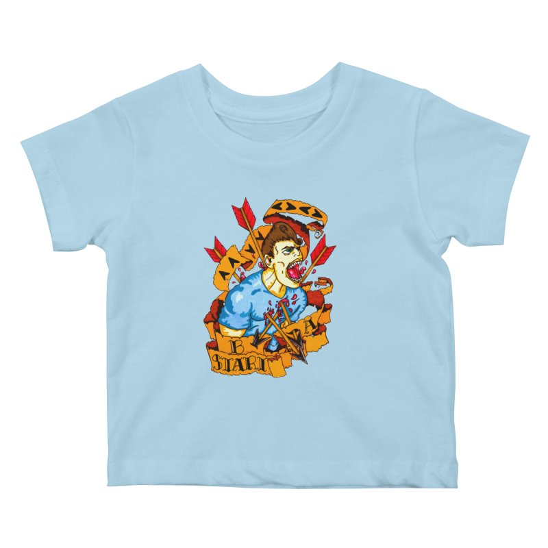 The Code Kids Baby T-Shirt by Norman Wilkerson Designs