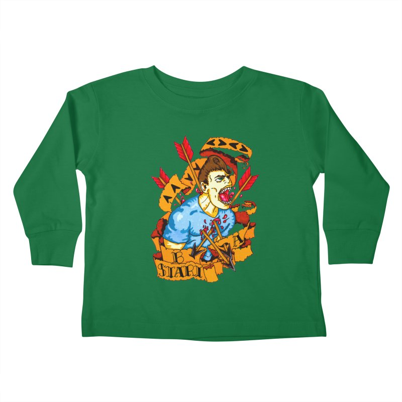 The Code Kids Toddler Longsleeve T-Shirt by Norman Wilkerson Designs