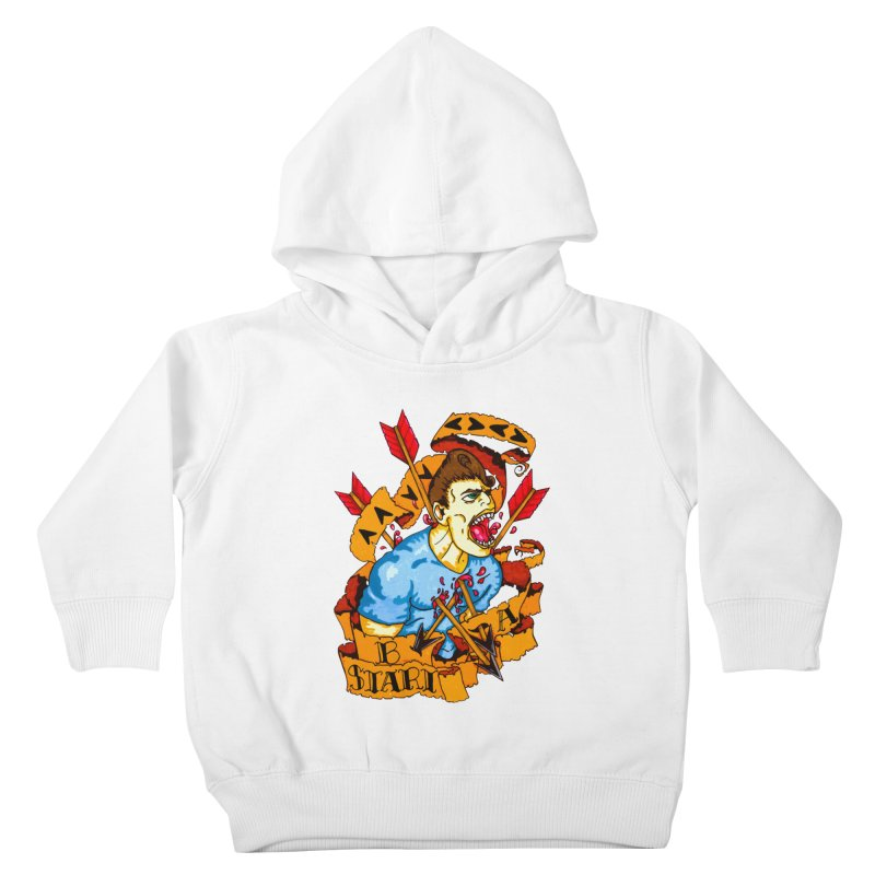 The Code Kids Toddler Pullover Hoody by Norman Wilkerson Designs