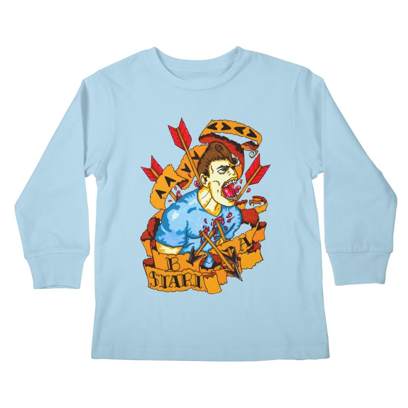 The Code Kids Longsleeve T-Shirt by Norman Wilkerson Designs