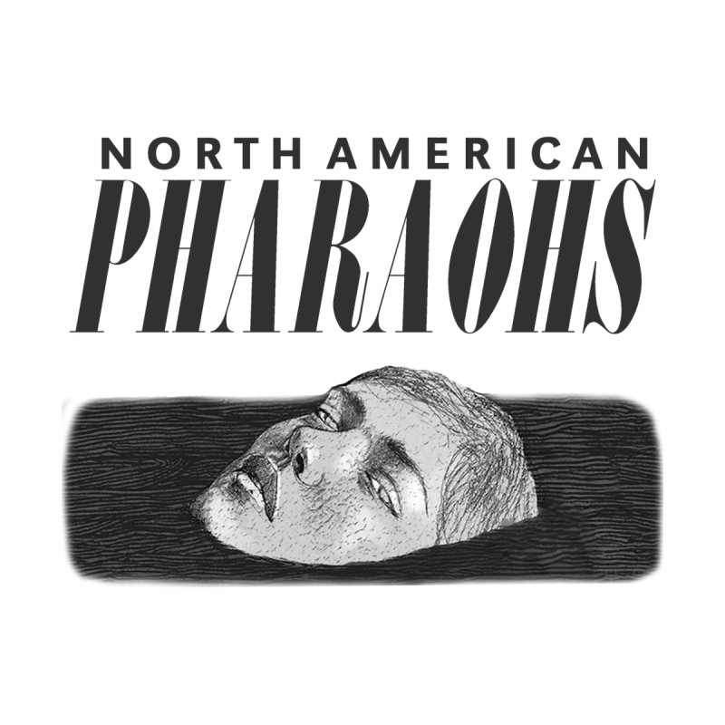North American Pharaohs- Sink Gray by North American Pharaohs's Artist Shop