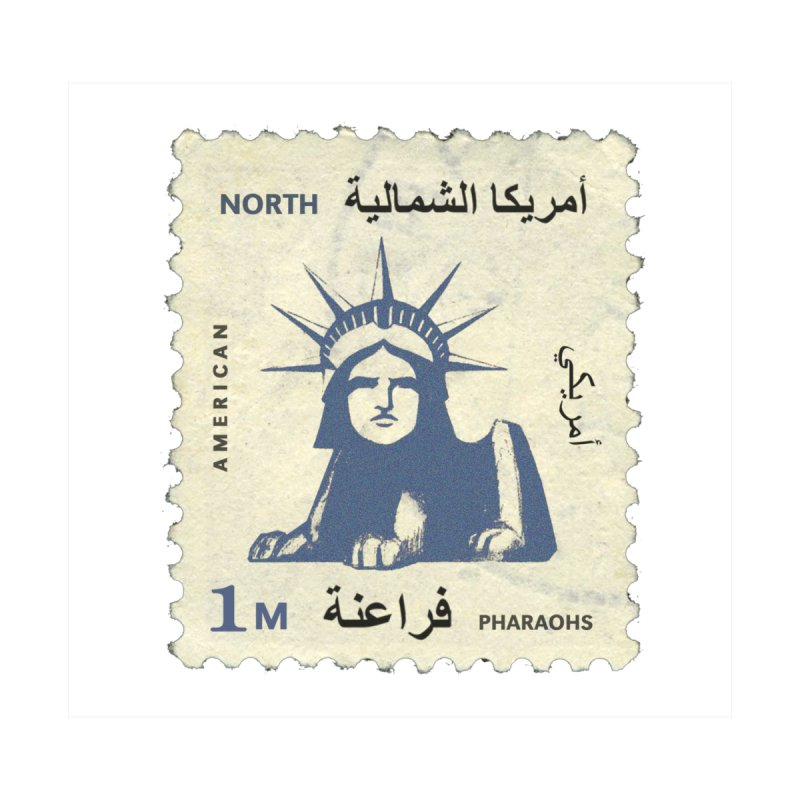 North American Pharaohs- Stamp Logo by North American Pharaohs's Artist Shop