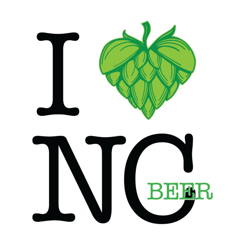 I Hop NC Beer by North Craftolina