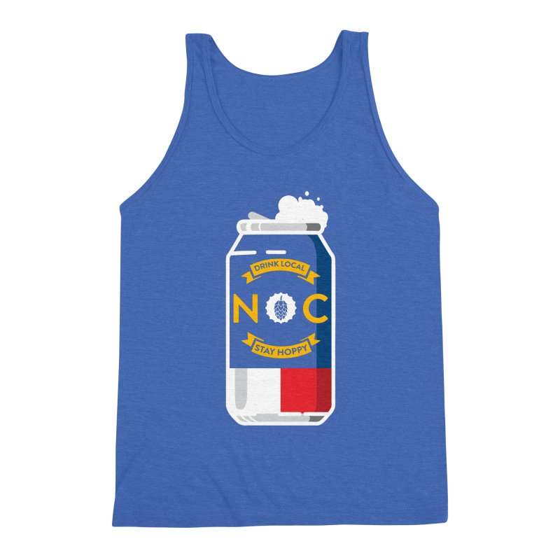 Drink Local Can Men's Tank by North Craftolina