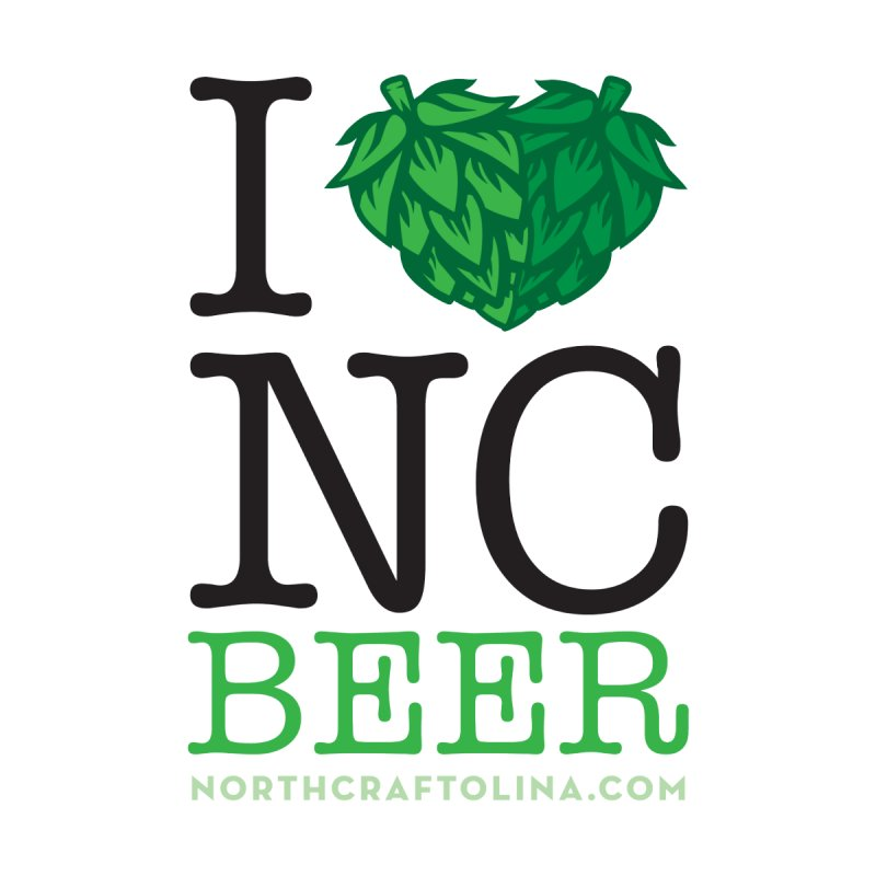 I Hops NC Beer   by North Craftolina