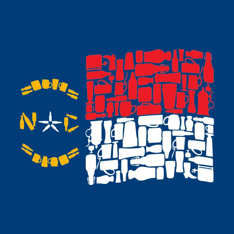 NC Bottle Flag   by North Craftolina