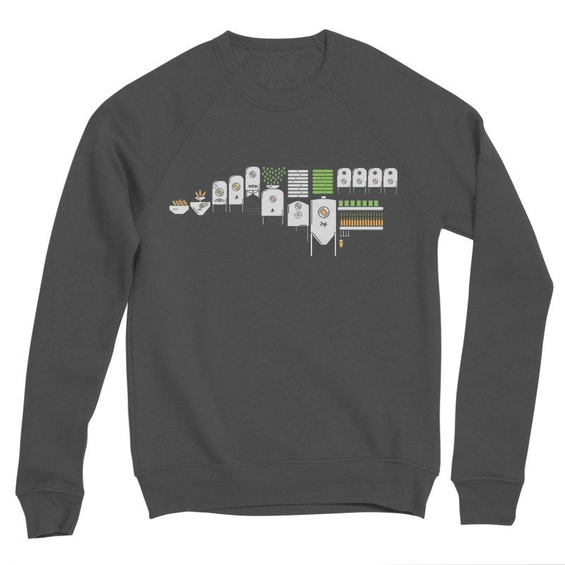 The Process Men's Sponge Fleece Sweatshirt by North Craftolina
