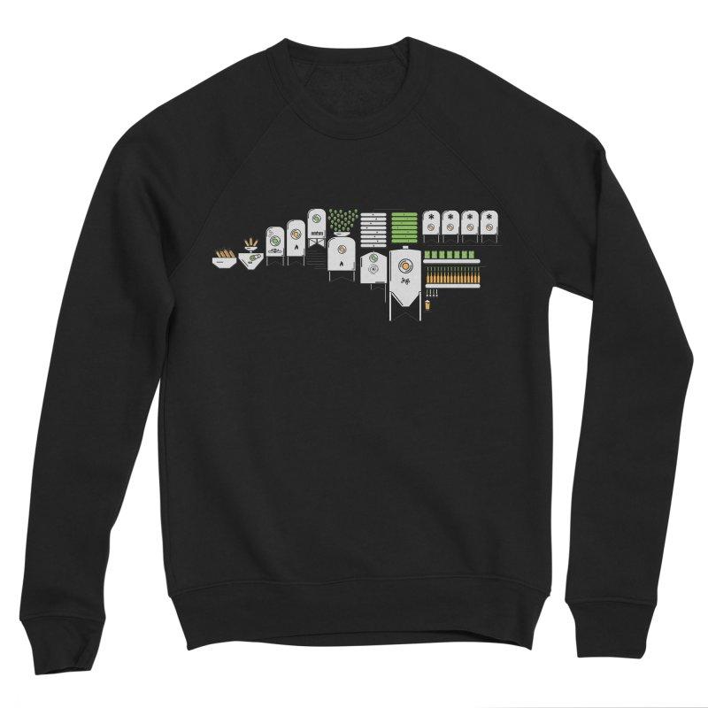 The Process Women's Sponge Fleece Sweatshirt by North Craftolina