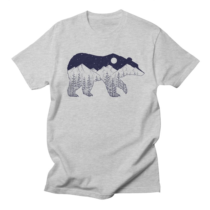Ursa Major Men's Regular T-Shirt by northernfin's Artist Shop
