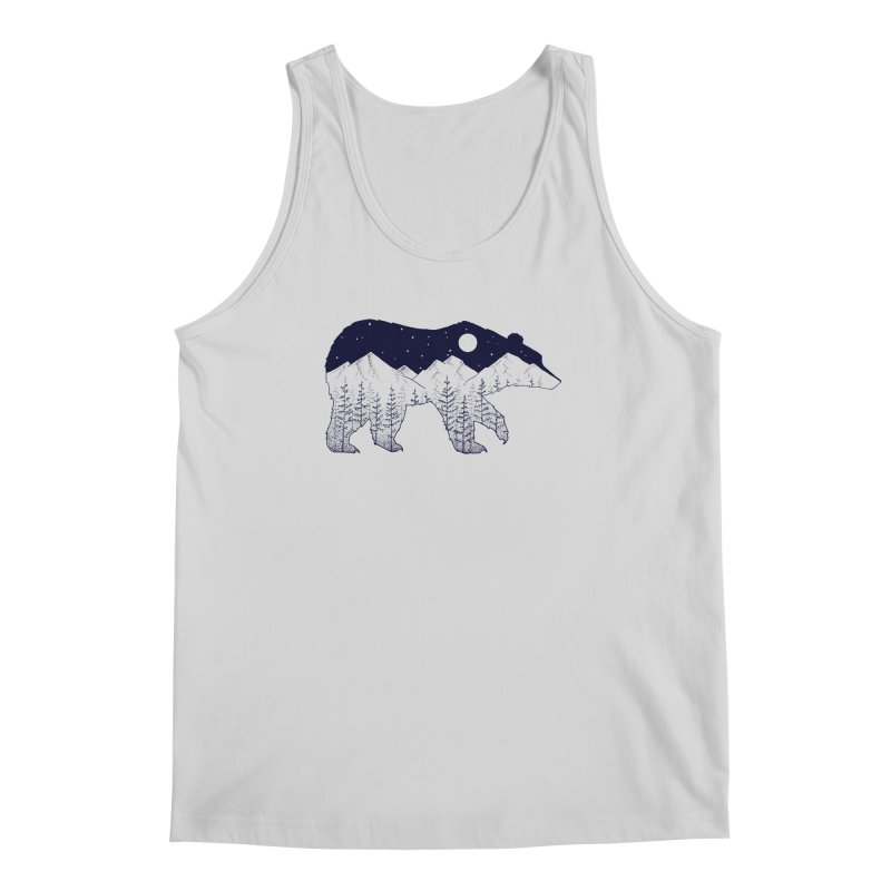 Ursa Major Men's Tank by northernfin's Artist Shop