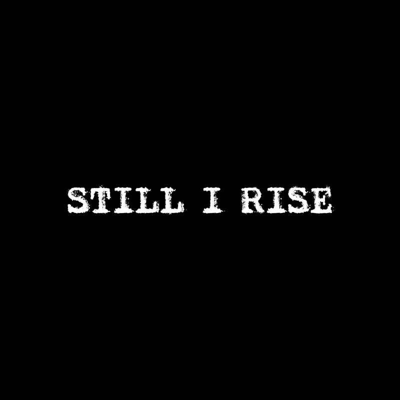Still I rise Accessories Face Mask by northern.temple