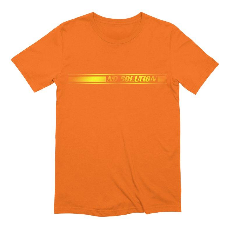 Retro Men's Extra Soft T-Shirt by nosolution's Artist Shop