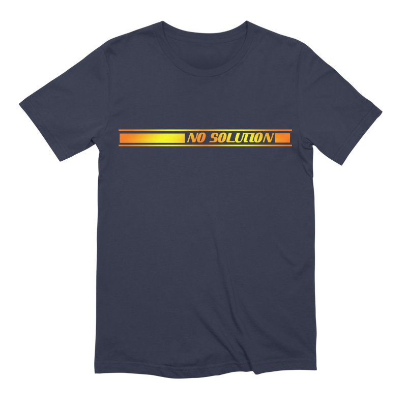 Retro Men's T-Shirt by nosolution's Artist Shop