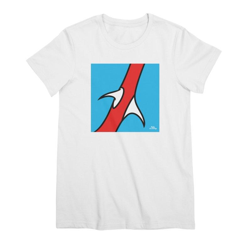 SPINE Women's T-Shirt by Notawonderboy!
