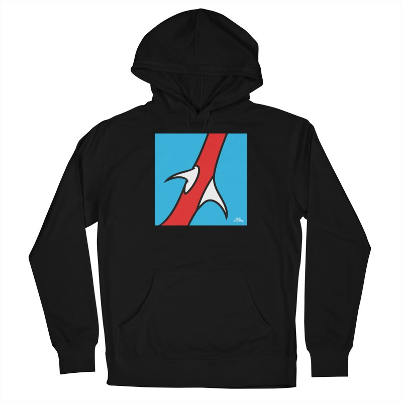 SPINE Men's Pullover Hoody by Notawonderboy!
