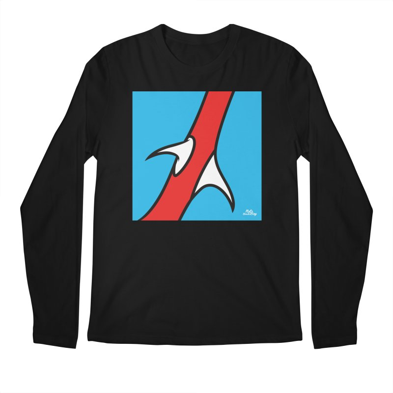 SPINE Men's Longsleeve T-Shirt by Notawonderboy!