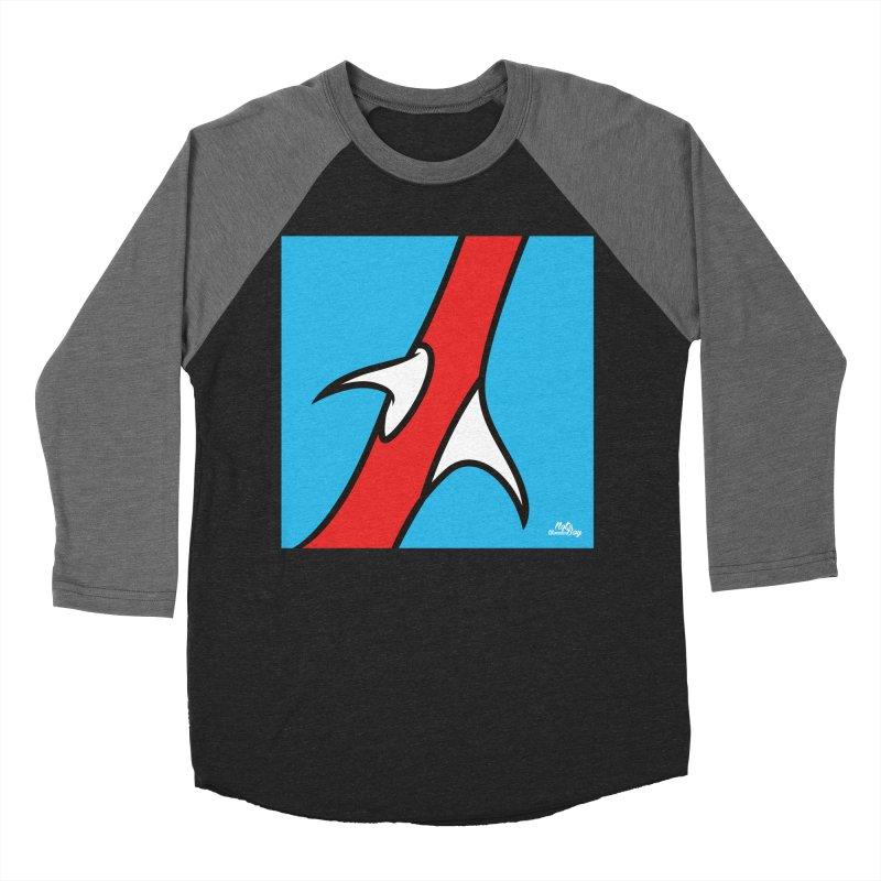 SPINE Women's Baseball Triblend Longsleeve T-Shirt by Notawonderboy!