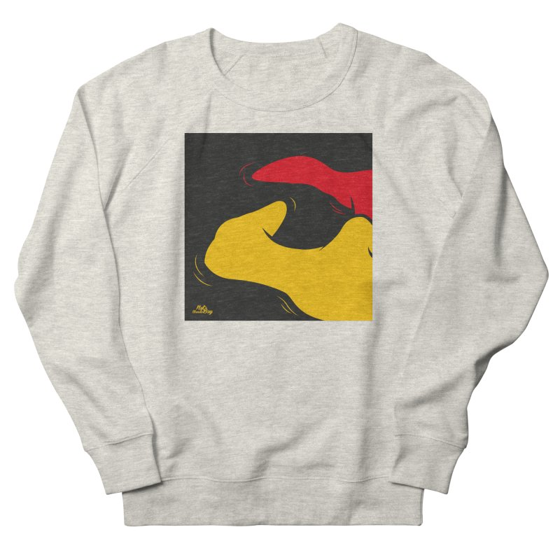 BODY Women's French Terry Sweatshirt by Notawonderboy!