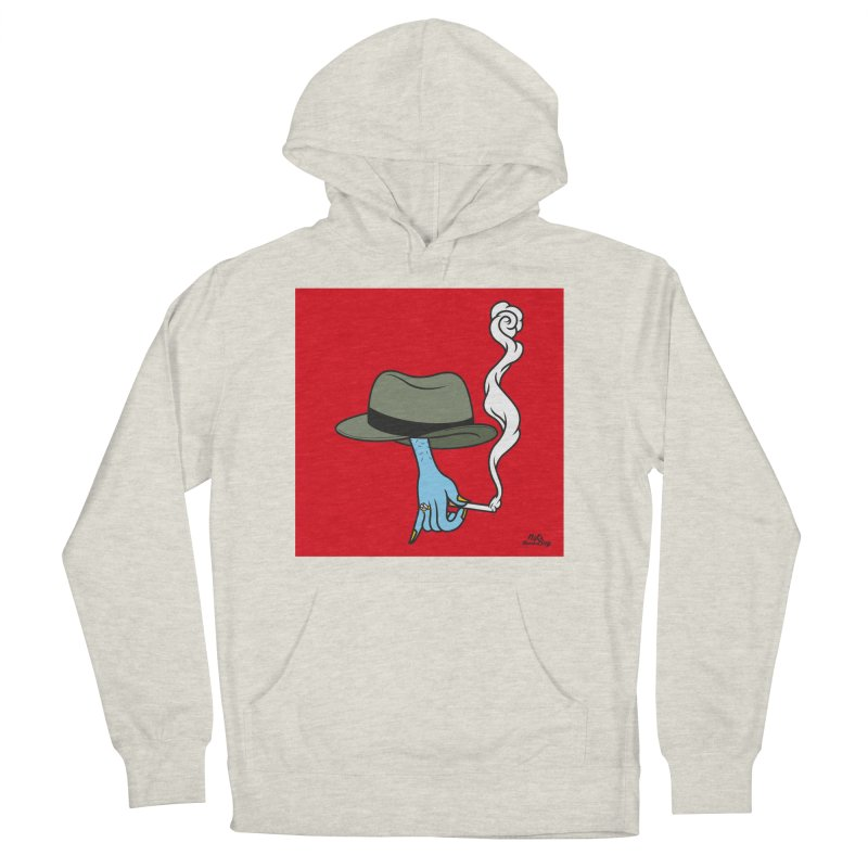 BORSALINO Men's French Terry Pullover Hoody by Notawonderboy!