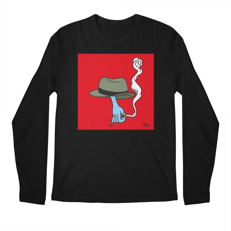 BORSALINO Men's Longsleeve T-Shirt by Notawonderboy!
