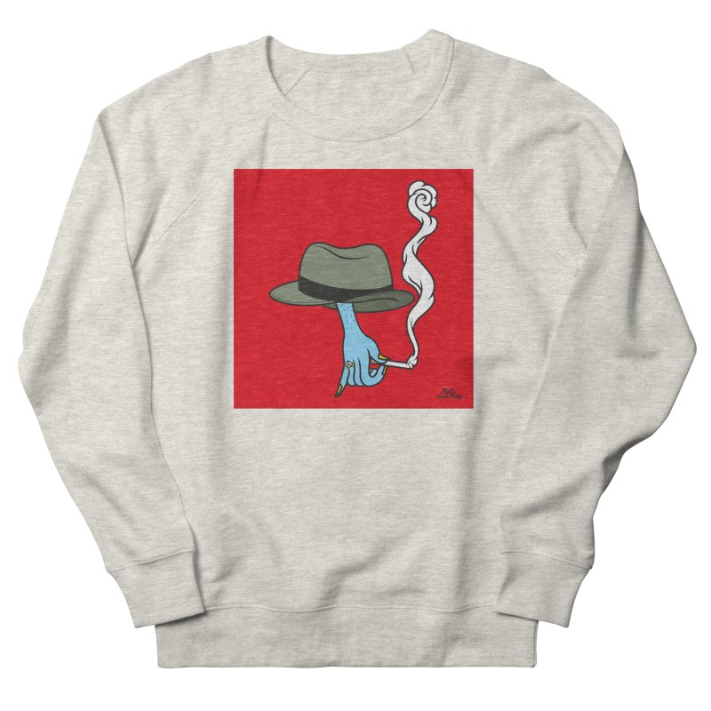 BORSALINO Women's French Terry Sweatshirt by Notawonderboy!